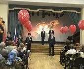 В школе № 1528 состоялось чествование ветеранов района Старое Крюково